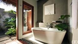 Baros Villa Bathroom Interior view