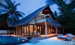 Beach Villa Suite with Plunge Pool (One Bedroom)