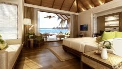 Beach Villa with Pool King