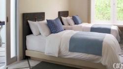 Deluxe Beach Villa Double Beds