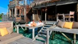 Gili Lankanfushi Villa Suite Private Deck