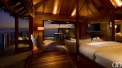 King Deluxe Water Villa