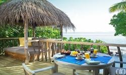 Soneva Fushi Villa Suite with Pool (Two Bedrooms) - Villa Breakfast