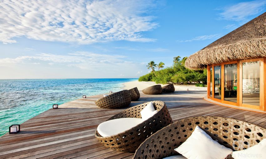 Hideaway Beach Resort And Spa Alpha Maldives Holidays Honeymoon Packages