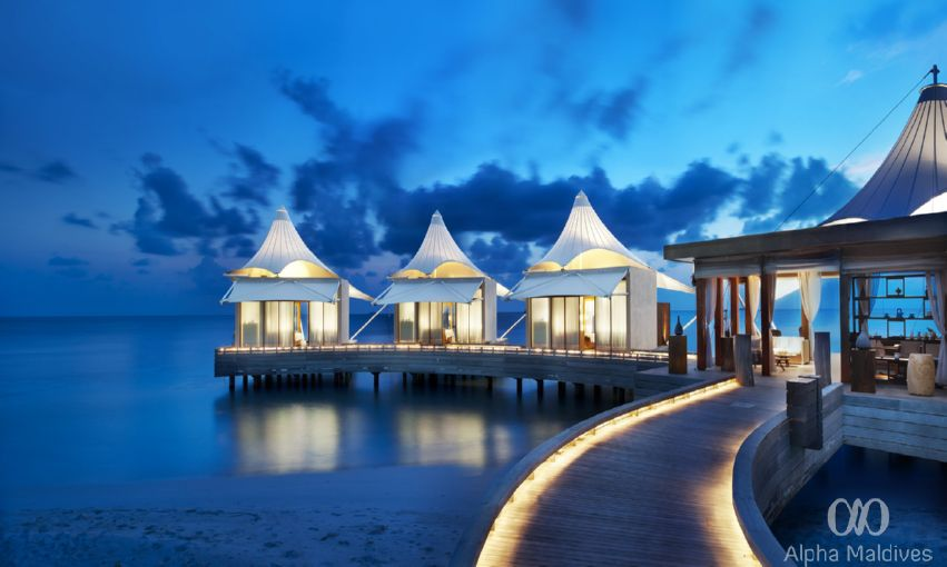 W retreat maldives resort alpha maldives hotels resorts for Best spa vacation packages