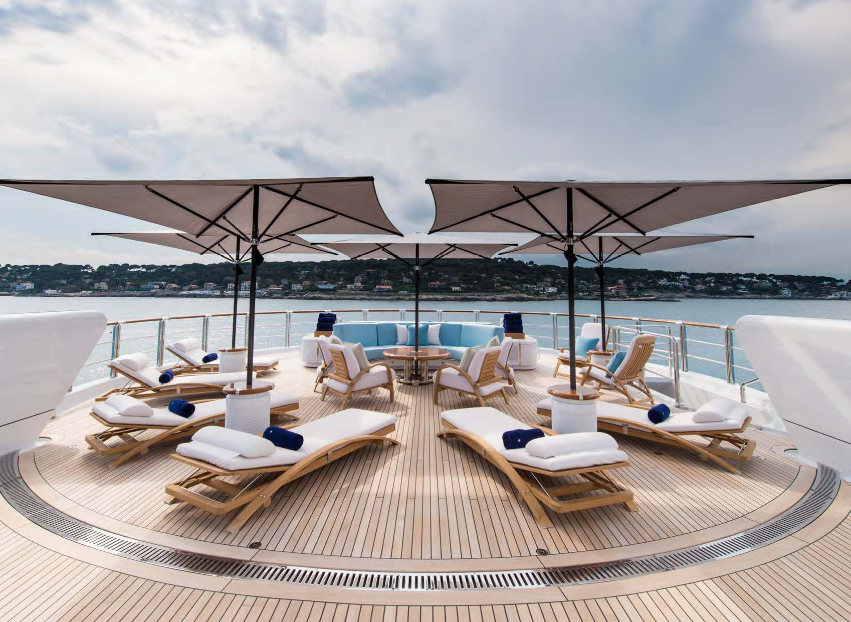 M/Y Nirvana | Yacht details page